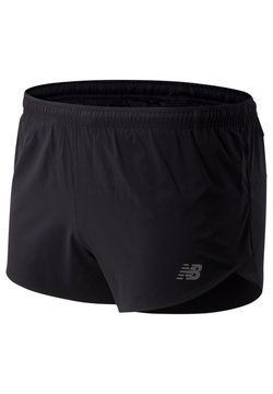 New Balance - Pantalón corto de deporte - black