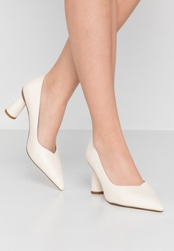 NA-KD - CONE SHAPE POINTY  - Pumps - offwhite