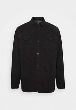 Jack´s Sportswear - JACKET - Veste en jean - keep black