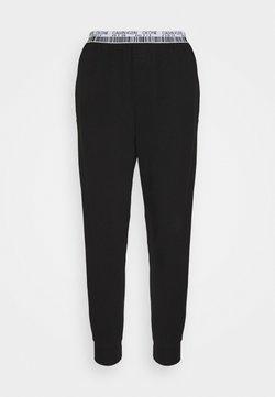 Calvin Klein Underwear - ONE LOGO - Spodnie od piżamy - black