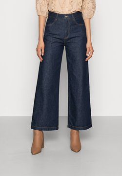 JUST FEMALE - CALM JEANS  - Relaxed fit jeans - blue rinse