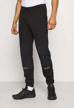 Peak Performance - STOWAWAY PANT - Jogginghose - black