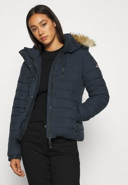 Superdry - CLASSIC FUJI JACKET - Winterjacke - eclipse navy