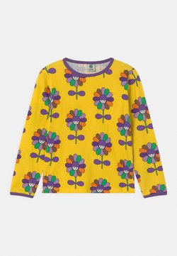 Småfolk - FLOWERS UNISEX - Camiseta de manga larga - yellow