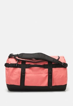 The North Face - BASE CAMP DUFFEL S - Sporttasche - faded rose/black