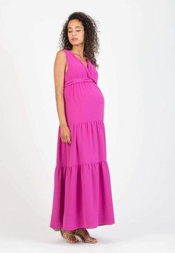ATTESA - NOEMI - Vestido largo - lilac