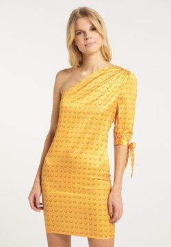 IZIA - Vestido de tubo - senf
