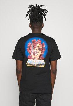 Element - MASTERS OF THE UNIVERSE HE MAN - T-Shirt print - black