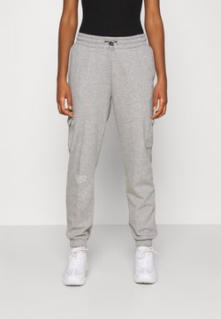 Nike Sportswear - PANT - Jogginghose - grey heather/white