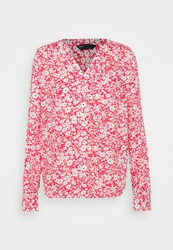 Marks & Spencer London - DITSY CASUAL BLOUSE - Bluse - coral