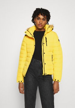 Superdry - CLASSIC FUJI JACKET - Winterjacke - nautical yellow