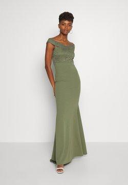 Missguided - Vestido de fiesta - green