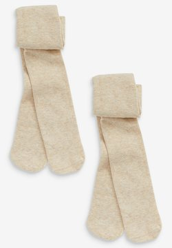 Next - 2 PACK - Calcetines - light brown