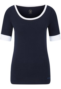 Bogner - JACKIE - T-Shirt basic - navy-blau