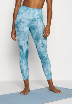 Onzie - HIGH BASIC MIDI - Leggings - water