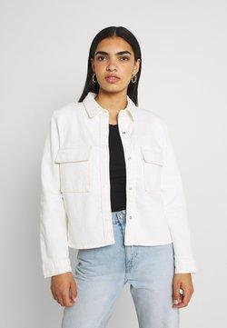 Levi's® Made & Crafted - BOLD SHOULDER - Camisa - white