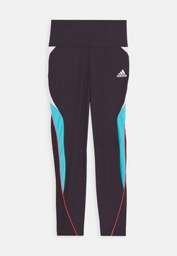 adidas Performance - G A.R. BOLD T - Tights - noble prism pink/bright cyan/signal pink