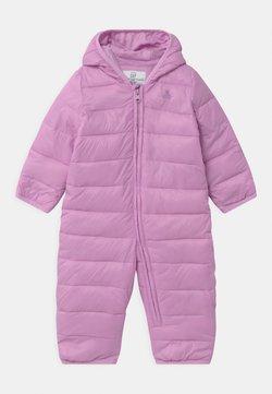 GAP - Schneeanzug - violet tulle