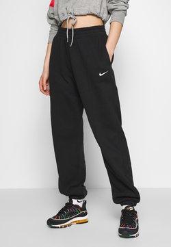 Nike Sportswear - PANT TREND - Jogginghose - black/white