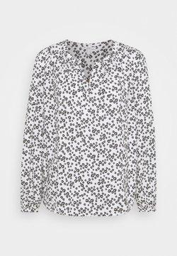 edc by Esprit - BLOUSE - Langarmshirt - off white