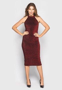 Santali - Cocktailkleid/festliches Kleid - rot