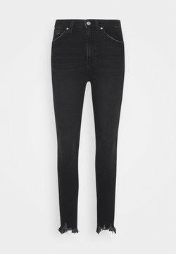 Mavi - SCARLETT - Jeans Skinny Fit - smoke brushed