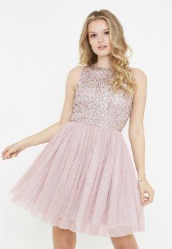 BEAUUT - Juhlamekko - frosted pink