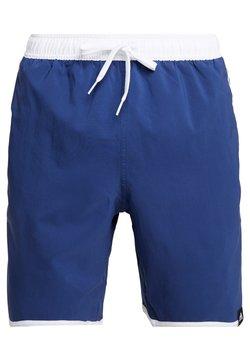 adidas Performance - Szorty kąpielowe - dark blue