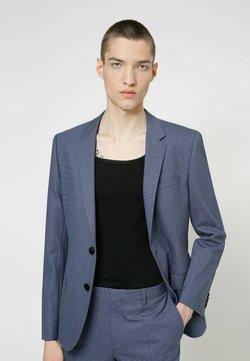 HUGO - HENRY/GETLIN - Anzug - blue