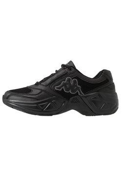 Kappa - KRYPTON - Sportschoenen - black