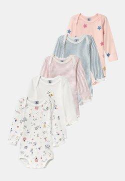 Petit Bateau - 5 PACK - Geschenk zur Geburt - multi-coloured/pink