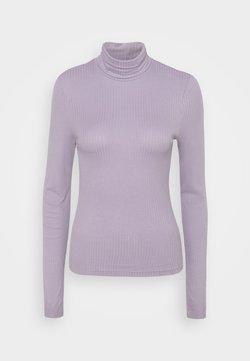 Monki - ELIN  - Langærmede T-shirts - purple