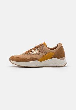 Gabor Comfort - Sneakers laag - caramel/camel