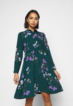 Vero Moda Petite - VMANNIE DRESS - Blusenkleid - ponderosa pine/hallie