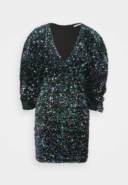 Nly by Nelly - MULTI SEQUIN DRESS - Cocktailkleid/festliches Kleid - multi