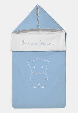 Emporio Armani - UNISEX - Śpiworek - light blue