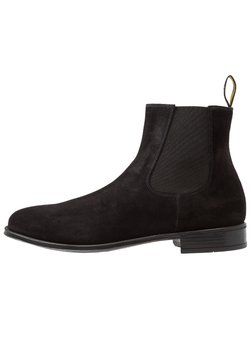 Doucal's - AUGU - Stiefelette - point nero