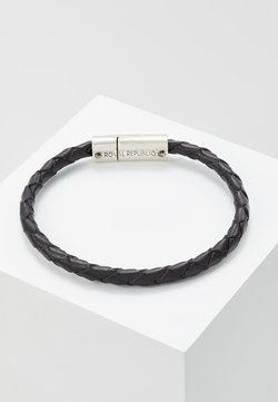 Royal RepubliQ - BRAIDED BRACELET - Bracelet - black