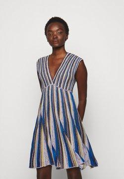 M Missoni - ABITO SENZA MANICHE - Vestido de cóctel - multi-coloured