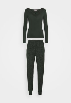 Hunkemöller - V NECK SET - Pyjama - duffle bag