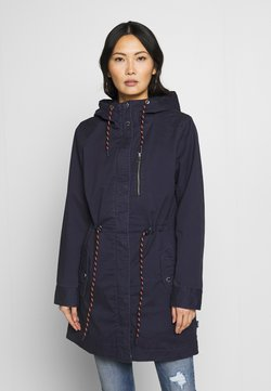Marc O'Polo DENIM - FLAP POCKETS - Parka - scandinavian blue