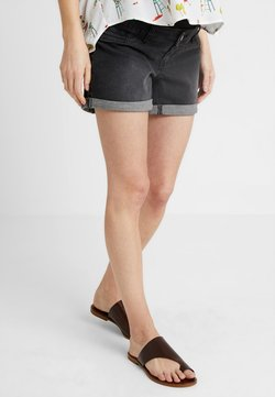 Forever Fit - EXCLUSIVE - Jeansshort - washed black