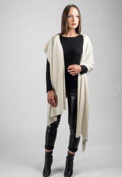 Dalle Piane Cashmere - STOLE - Sjaal - bianco