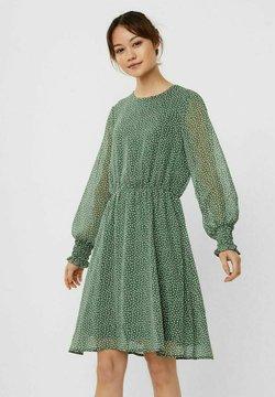 Vero Moda - Freizeitkleid - dark ivy