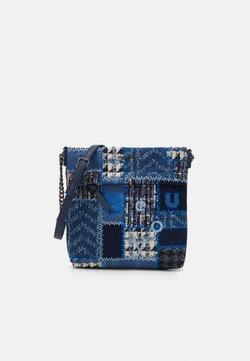 Desigual - BOLS NEW KEMI - Sac bandoulière - blue