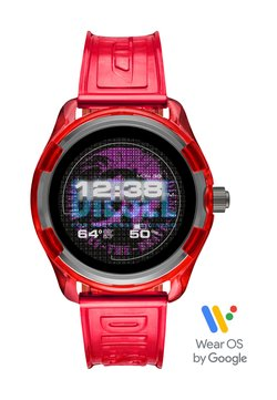 DieselON - FADELITE - Smartwatch - red
