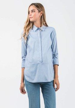 ATTESA - Bluse - light blue