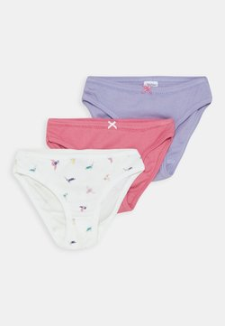 Petit Bateau - 3 PACK - Slip - pink/purple/white