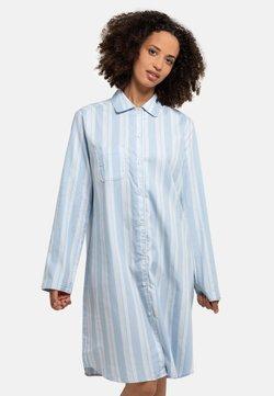 Seidensticker - SLEEPSHIRT - Nachthemd - blau