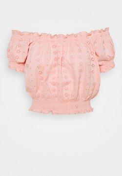 ONLY Petite - ONLNILA - T-shirt basic - peach melba
